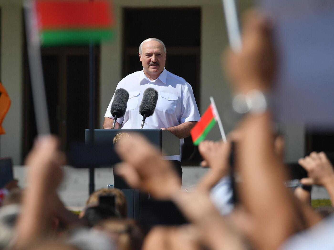 Мнение: Белорусская власть попытается заболтать признание Крыма