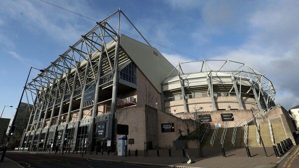 Стадион Сент-Джеймс Парк в Ньюкасле