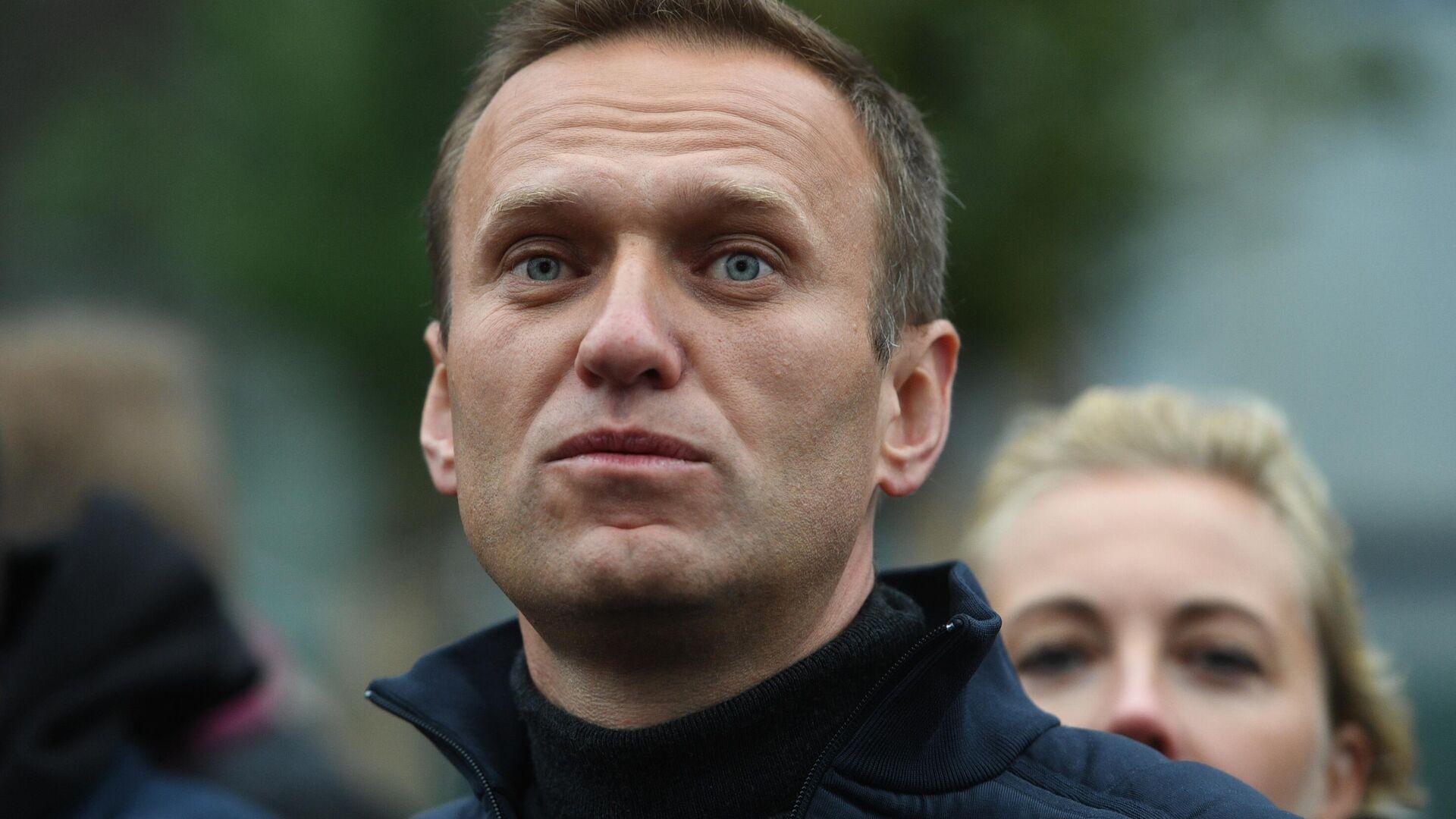 Алексей Навальный - РИА Новости, 1920, 07.09.2020