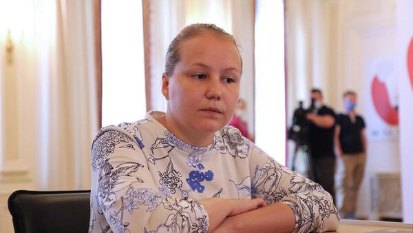 Шахматистка Валентина Гунина