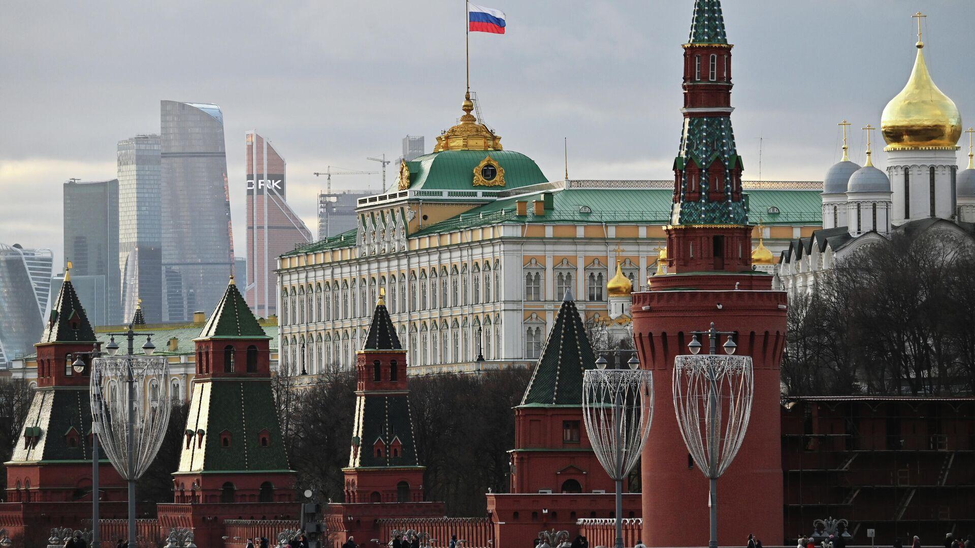 Московский Кремль - РИА Новости, 1920, 13.04.2021