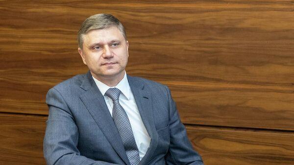 Глава РЖД Олег Белозеров