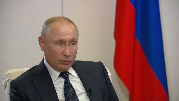 Путин об экономике: Пик проблем пройден