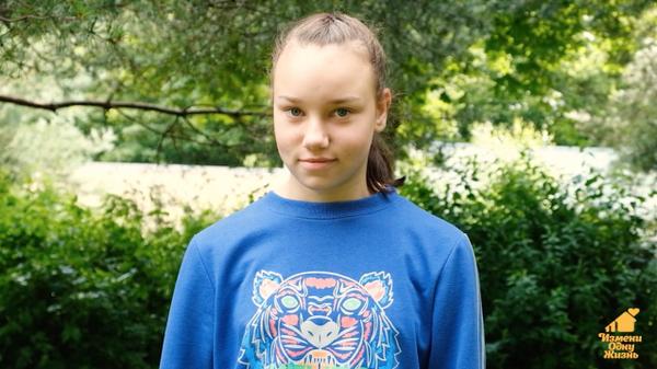Вероника П., сентябрь 2005, Калининградская область