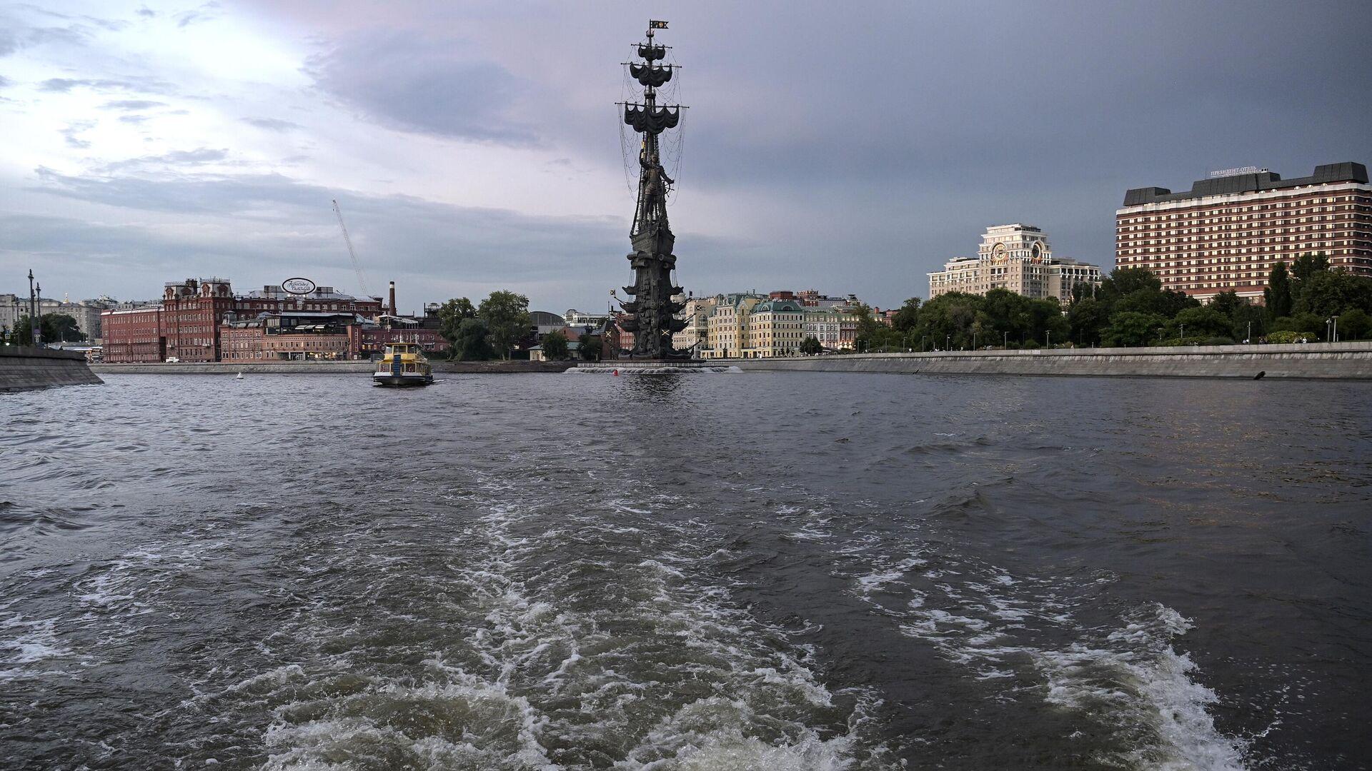 Виды Москвы - РИА Новости, 1920, 11.11.2020