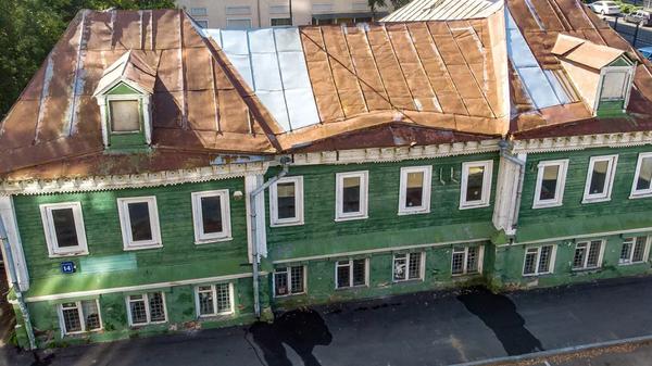 Дом купца Виноградова а Москве