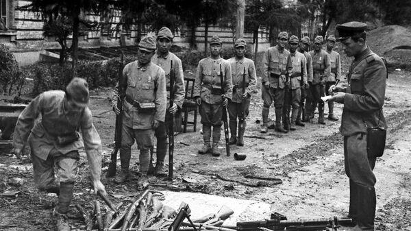 Победа над Японией - точка во Второй мировой войне