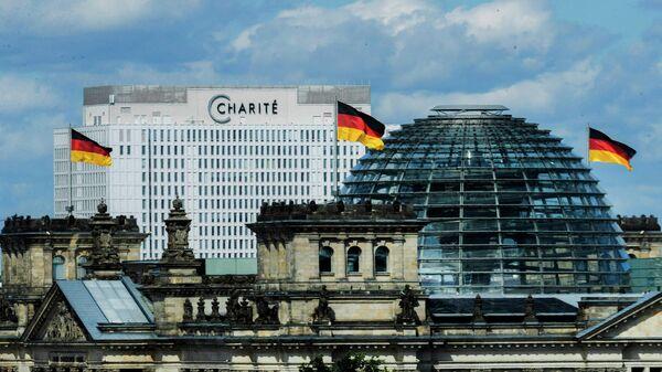 Госпиталь Шарите в Берлине