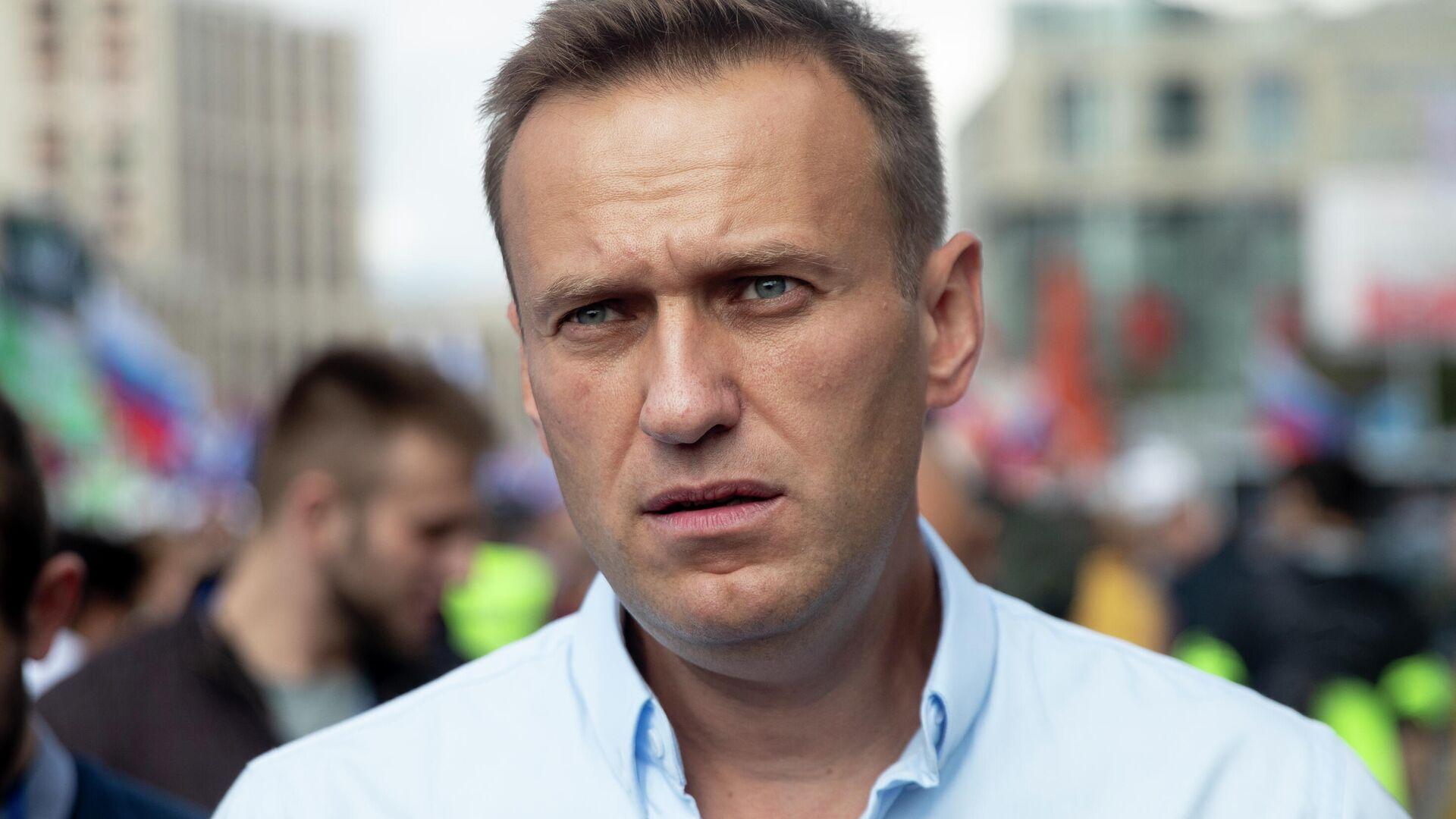 Алексей Навальный - РИА Новости, 1920, 24.09.2020