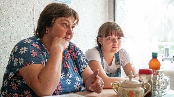 Ольга Чипенко и Мария Степанова