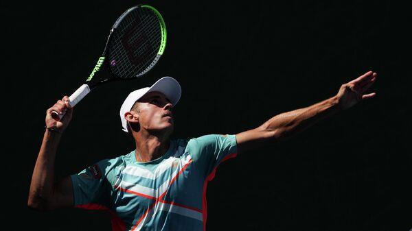 Теннисист Алекс де Минаур (Австралия)