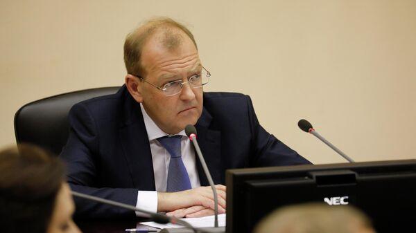 Заместитель министра энергетики Анатолий Тихонов
