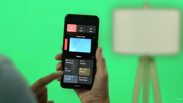 Стоп-кадр видео с YouTube-канала Android