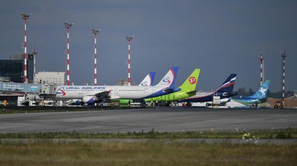 МИД оценил возможность запуска авиасообщения между Белоруссией и Крымом