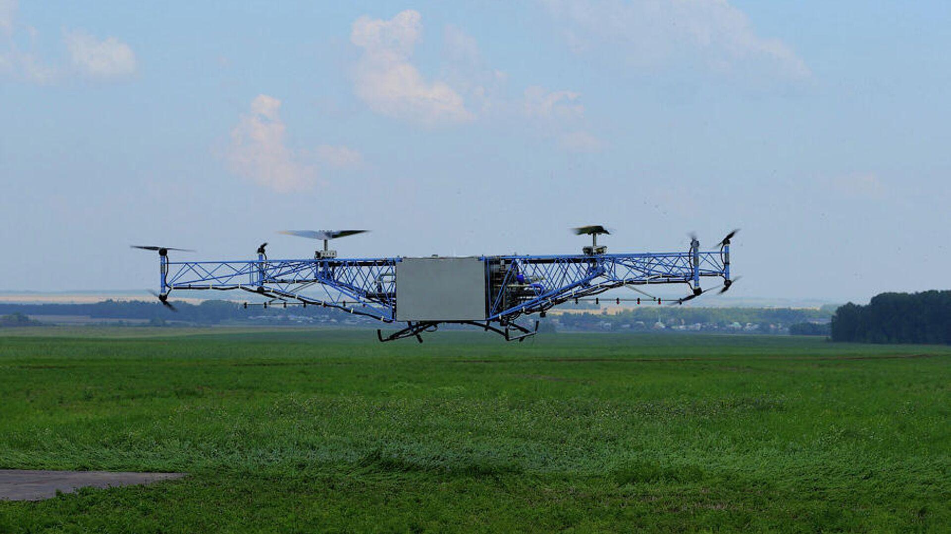 Тяжёлый беспилотник вертикального взлёта BRAERON - РИА Новости, 1920, 10.09.2020