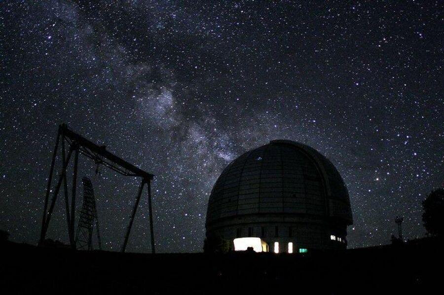 Кавказ, Специальная Астрофизическая Обсерватория (САО)