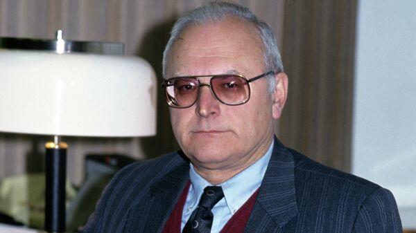 Юрий Константинович Назаркин, начальник Управления координации и взаимодействия Совета Безопасности Российской Федерации