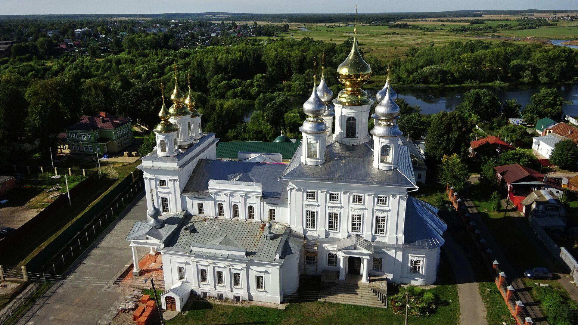 Воскресенский собор - РИА Новости, 1920, 25.09.2020