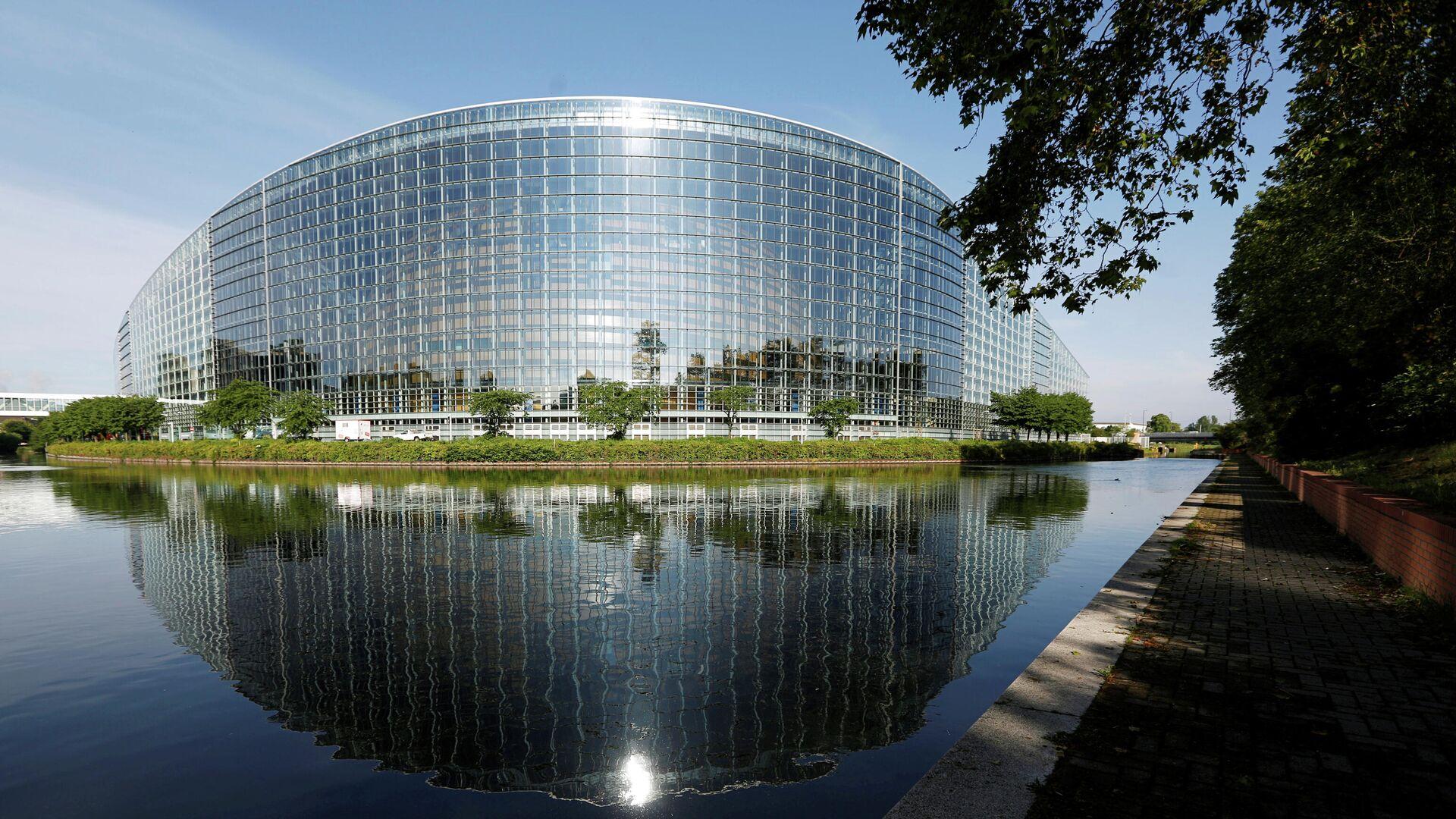 Здание Европейского парламента в Страсбурге - РИА Новости, 1920, 17.09.2020