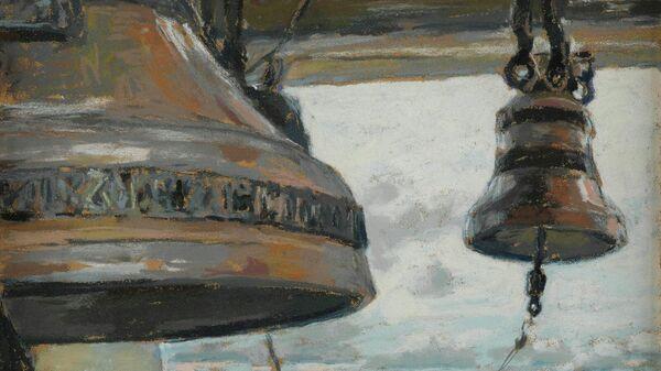 Якунчикова-Вебер М.В. 1870-1902. Колокола. Саввин Звенигородский монастырь. 1891 г