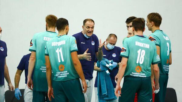 Волейболисты Урала