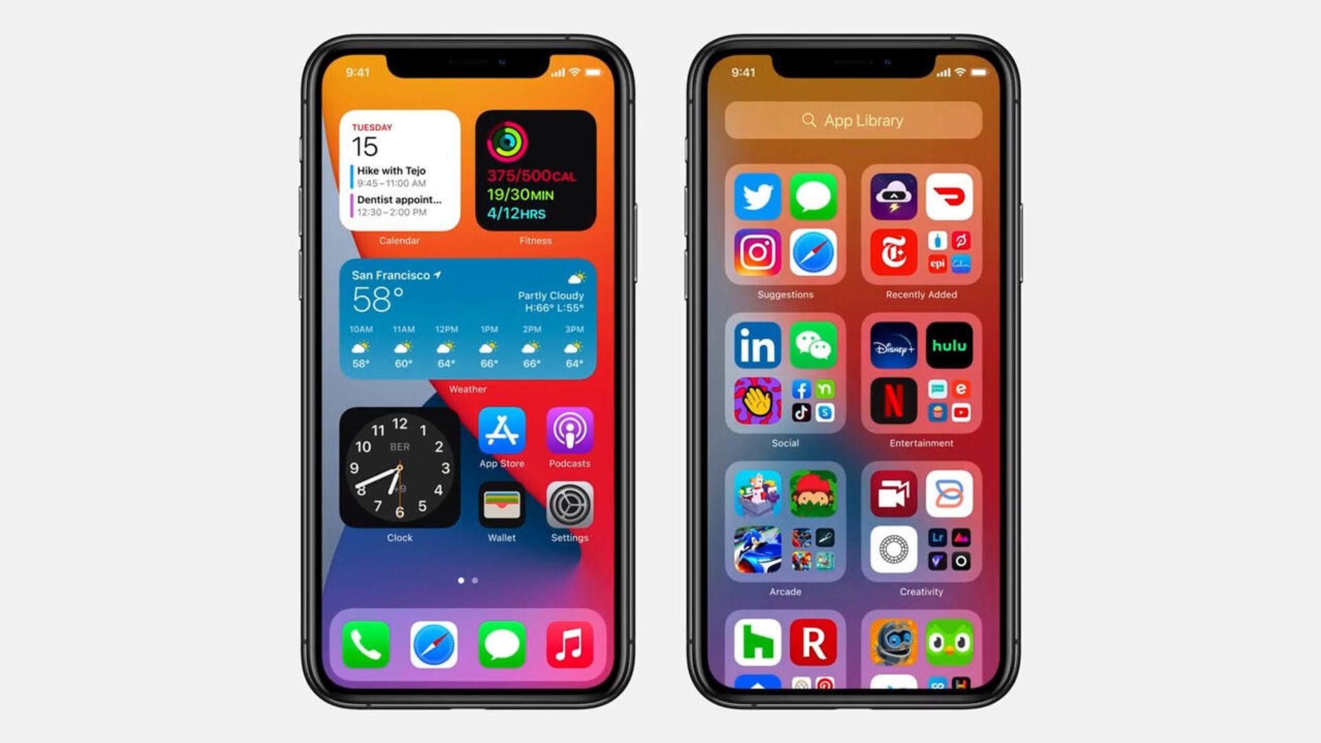 Стали известны новые детали iOS 15 от Apple