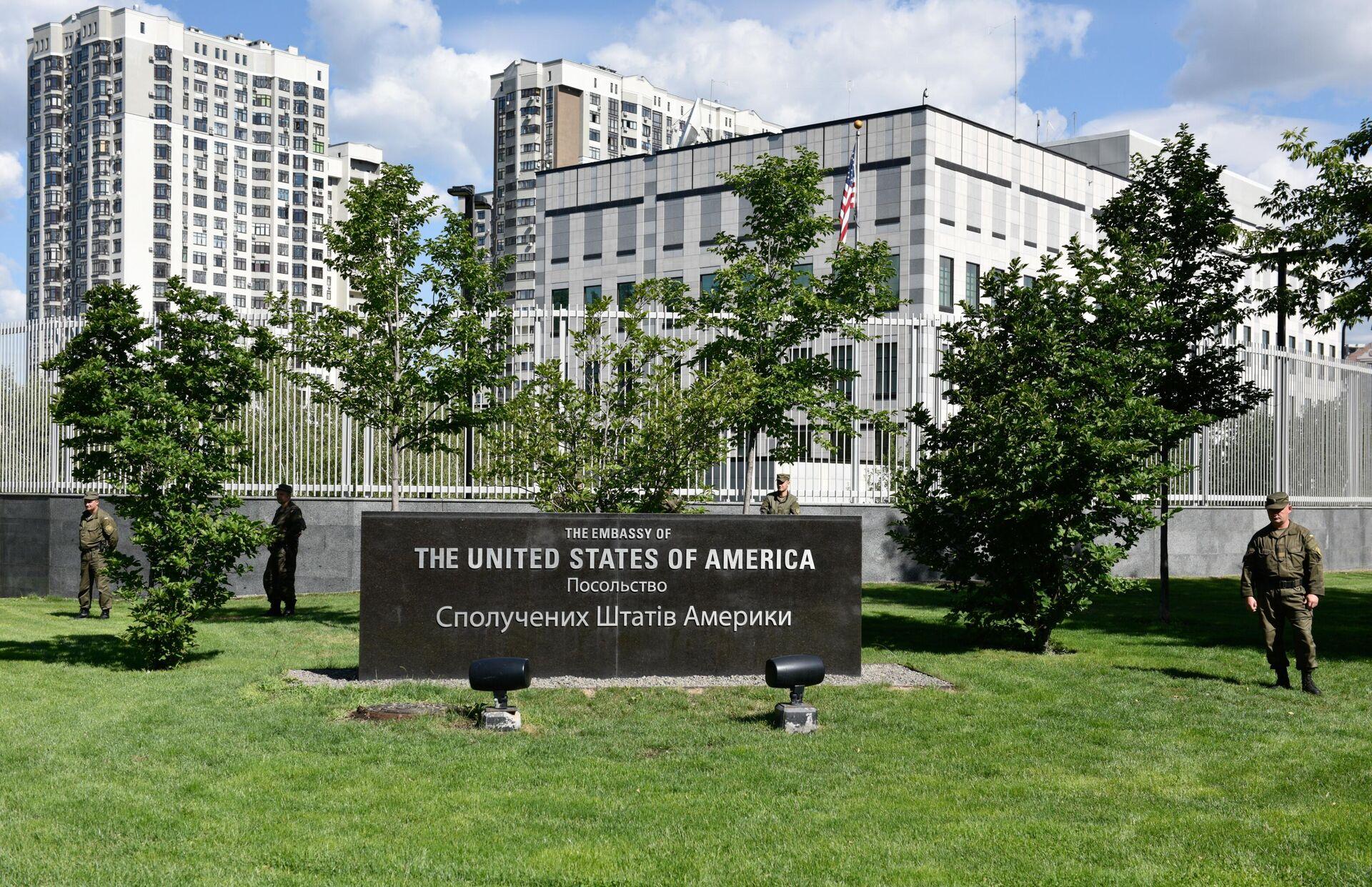 Здание посольства США в Киеве - ПРОФИ Новости, 1920, 18.09.2020