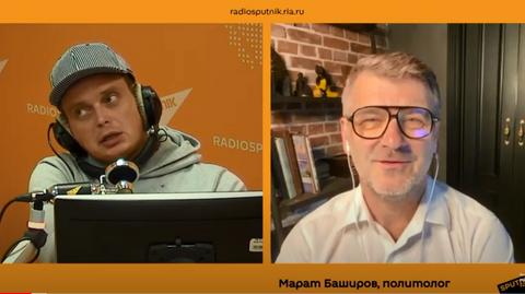 Марат Баширов о Белоруссии, бутылке Навального и богатейших чиновниках