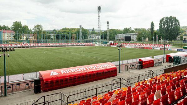 Домашний стадион футбольного клуба Акрон