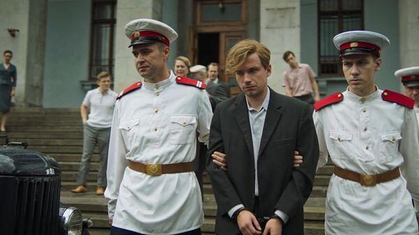 Кадр из фильма Стрельцов