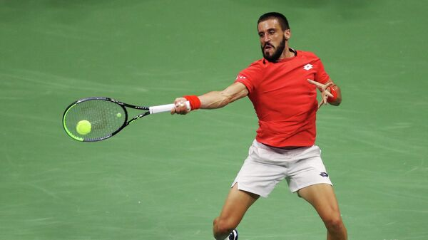 Теннисист Дамир Джумхур (Босния и Герцеговина)