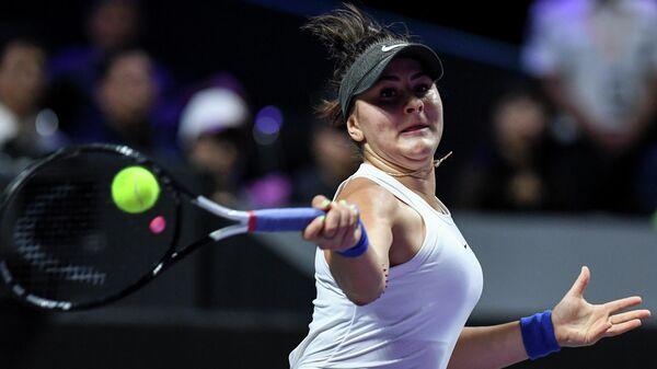 Теннисистка Бьянка Андрееску (Канада)
