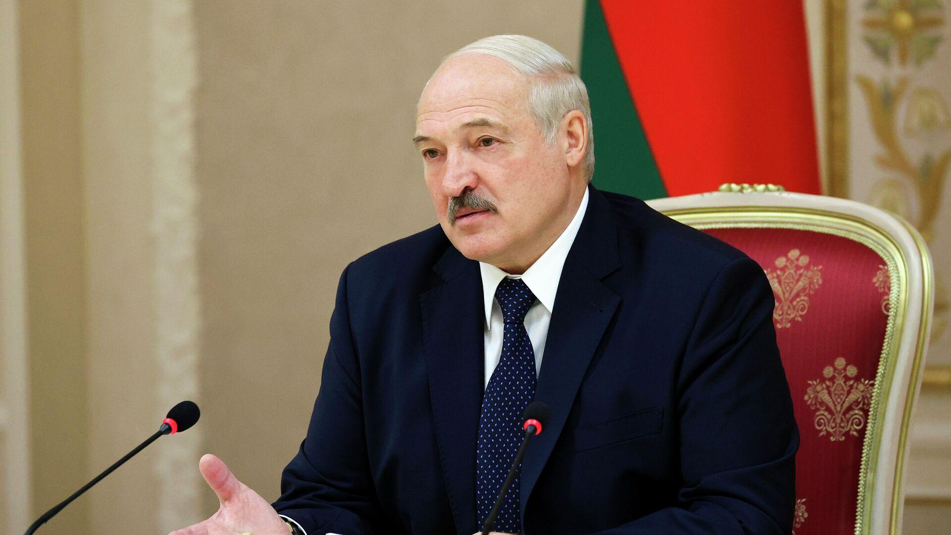 Президент Белоруссии Александр Лукашенко  - РИА Новости, 1920, 24.11.2020