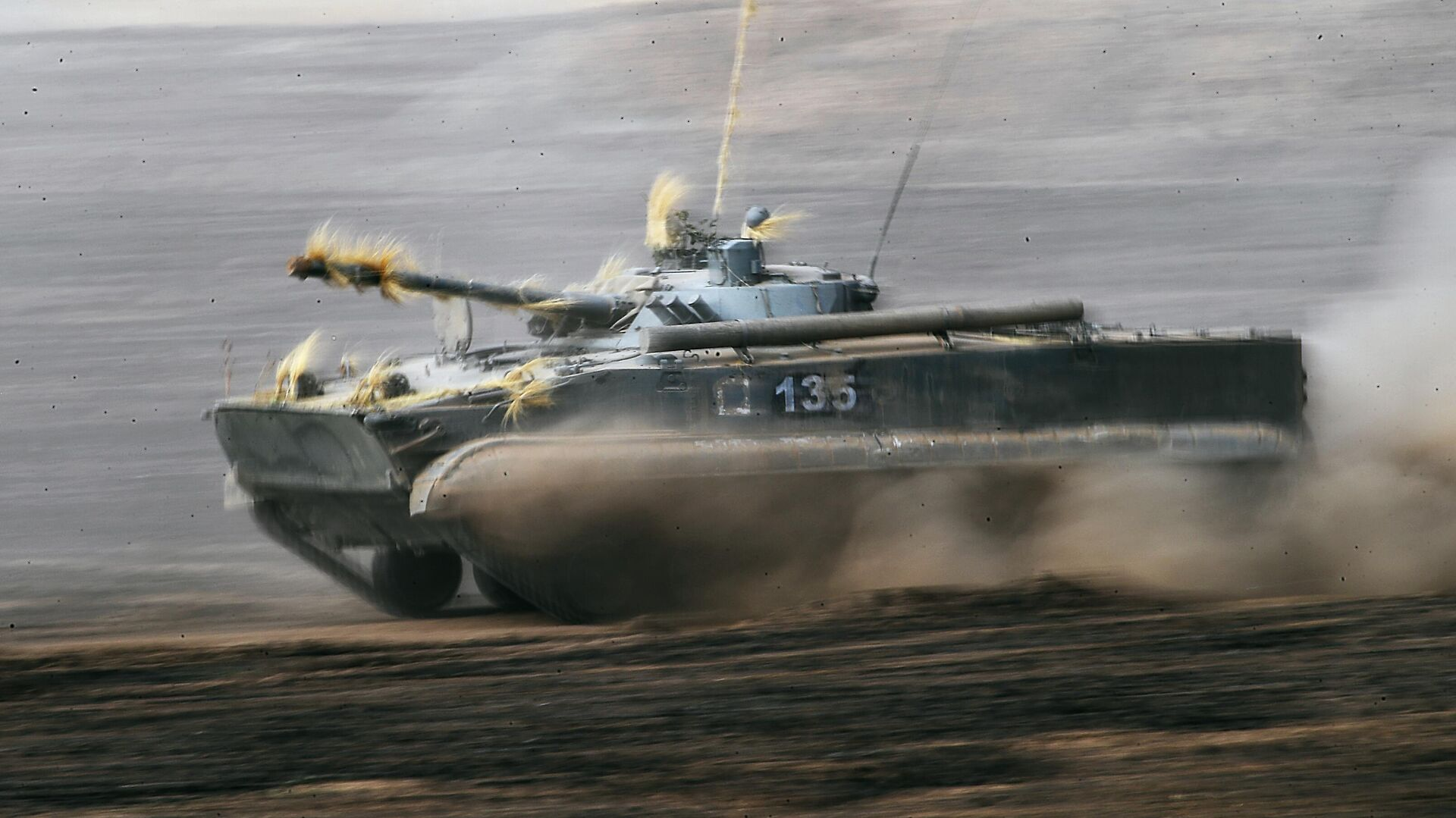 Боевая машина пехоты БМП-3 - РИА Новости, 1920, 06.08.2021