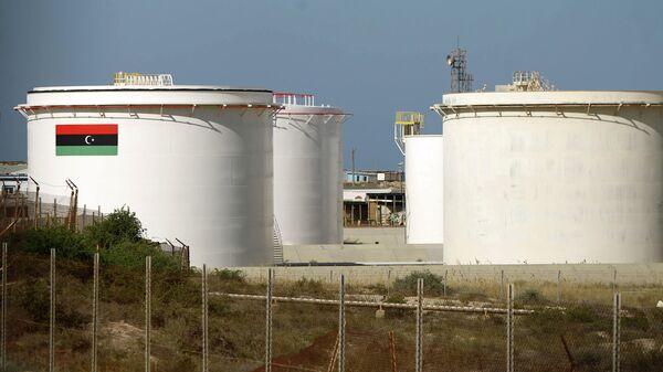 Нефтеперерабатывающий завод в Эль-Бурайке, Ливия
