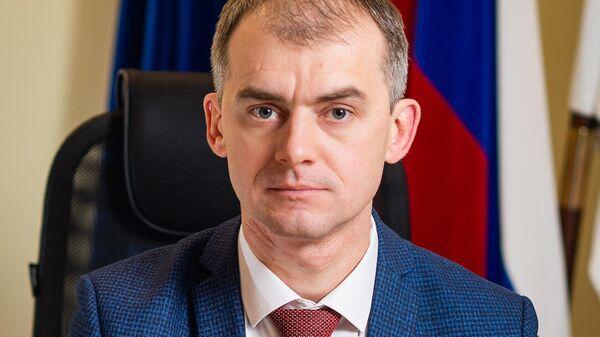 Глава города Салехарда Алексей Титовский