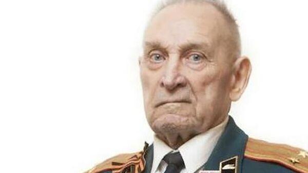 Ветеран Великой Отечественной войны Николай Андреевич Ушаков