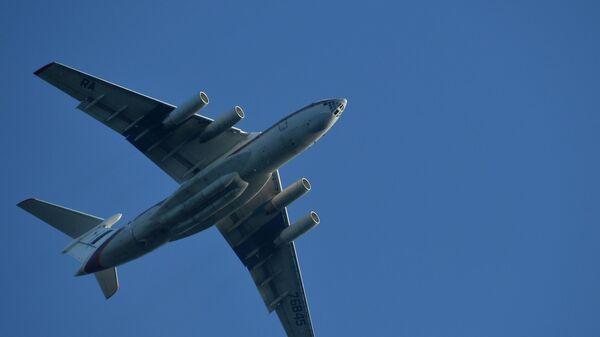 Самолет Ил-76ТДП