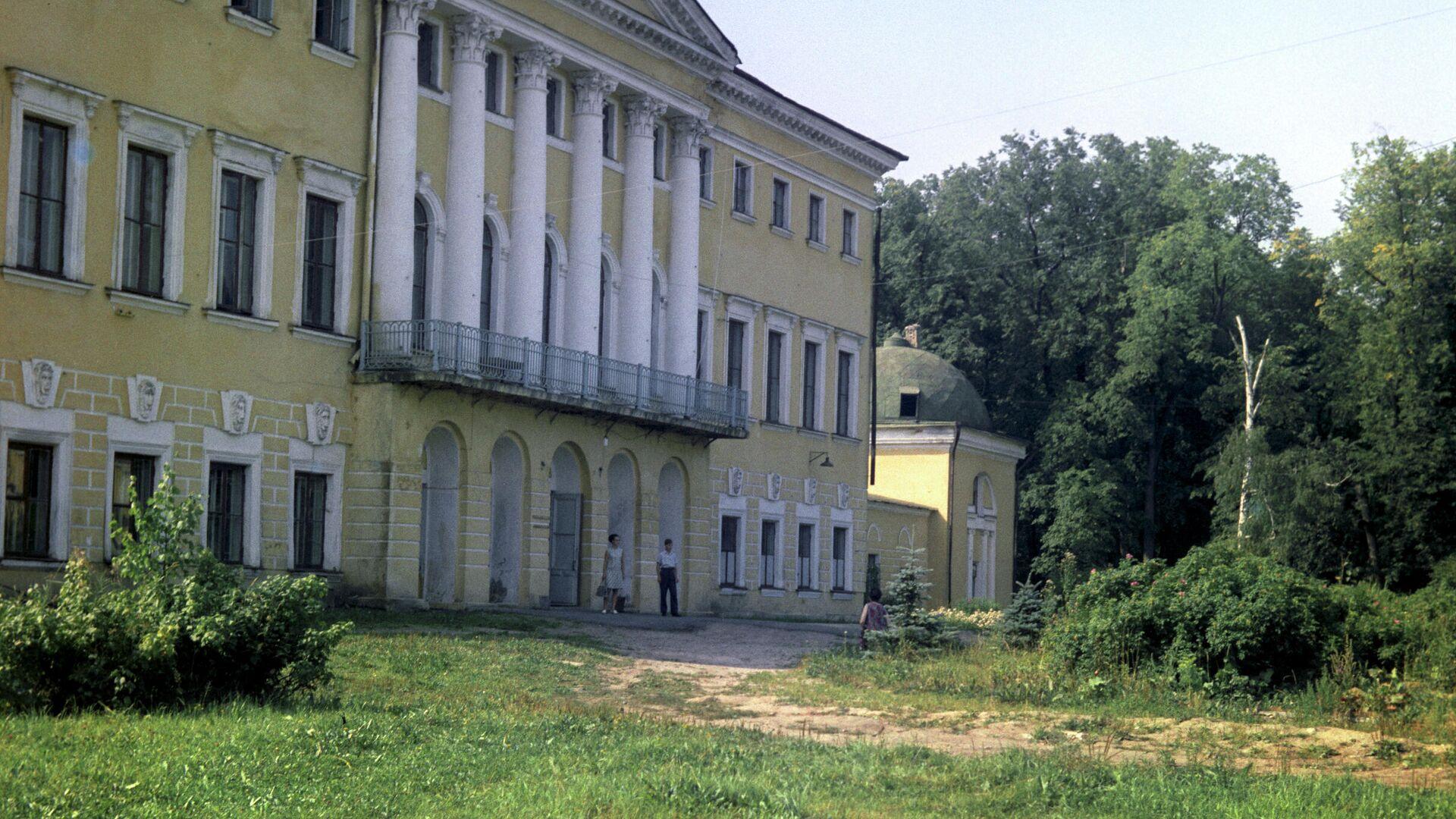Усадьба Гребнево - РИА Новости, 1920, 25.09.2020