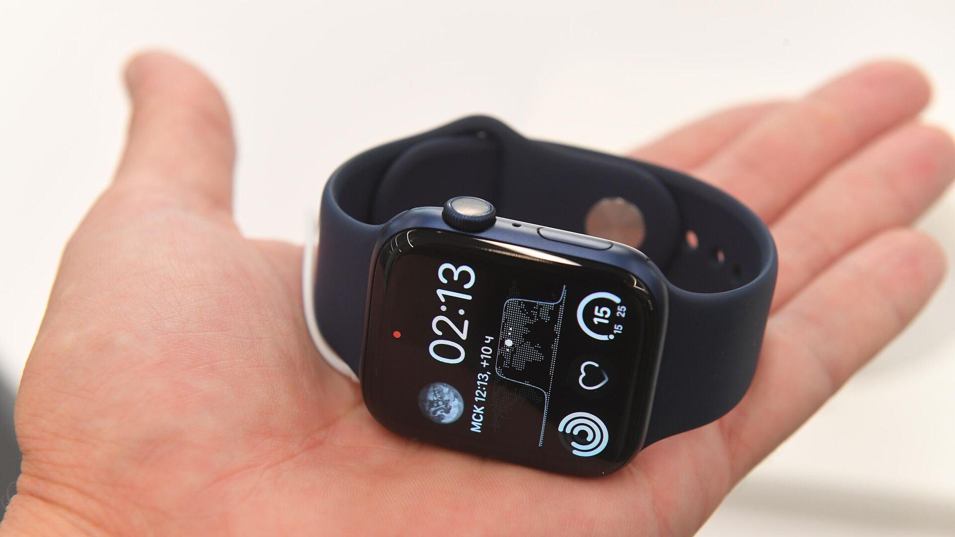 Часы Apple Watch научат бороться с ночными кошмарами