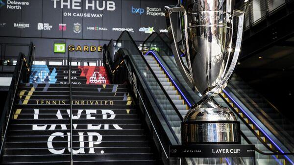 Трофей Laver Cup