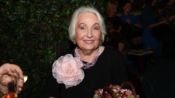 Лидия Козлова: стихи Танича всегда находят отклик у людей