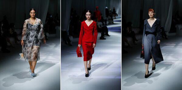Показ коллекции Fendi в рамках Недели моды в Милане