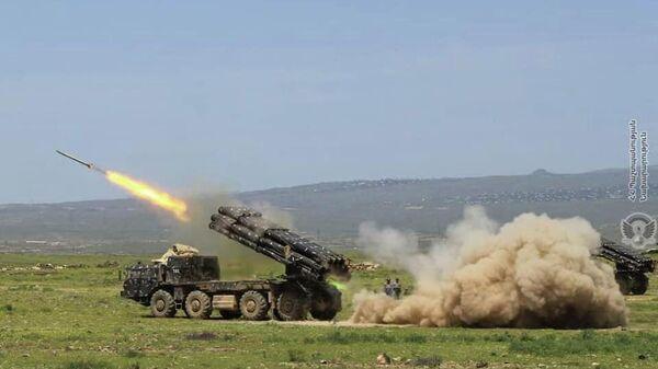 Военная техника армии Армении