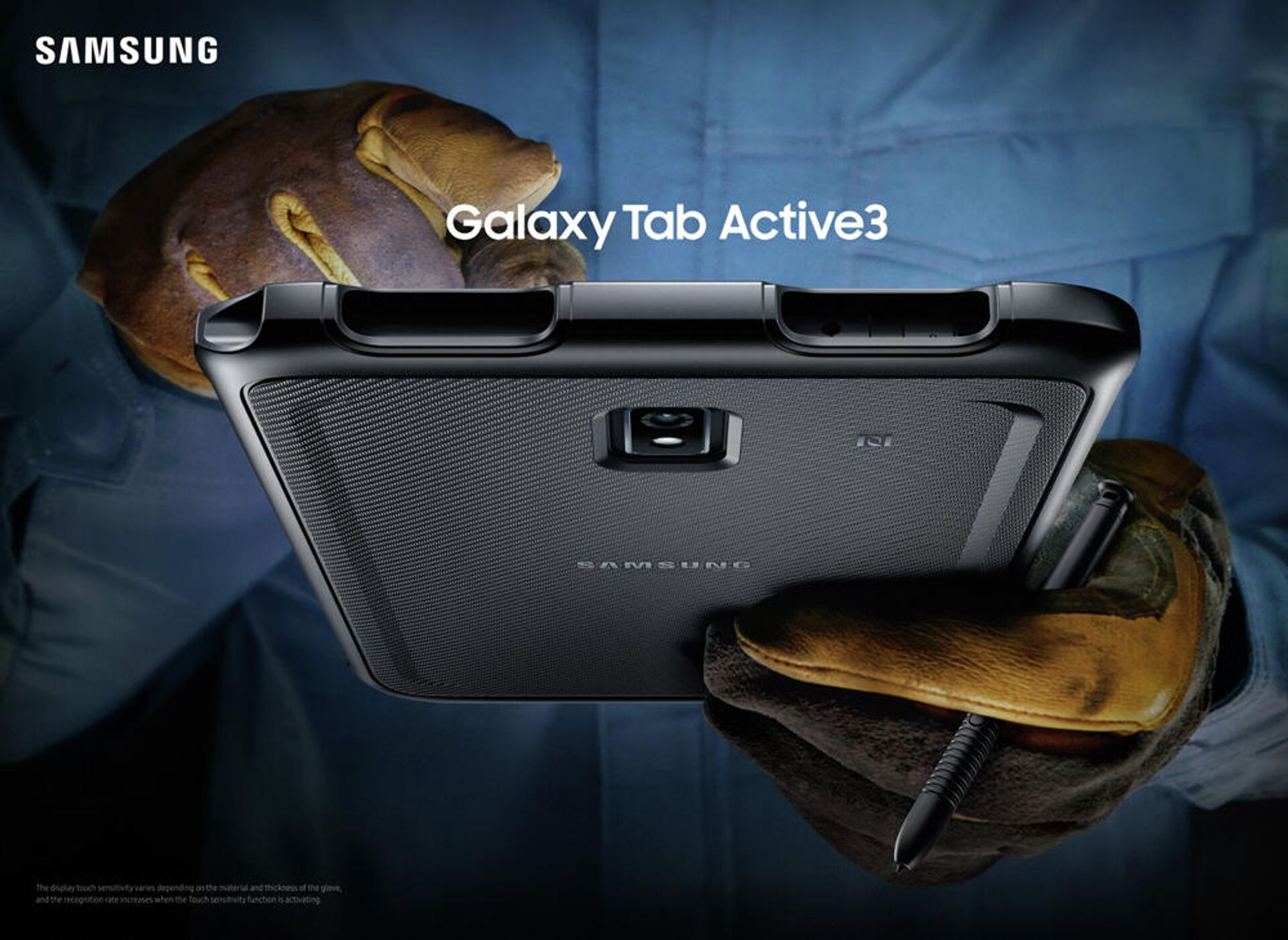 Samsung Galaxy Tab Active3  - РИА Новости, 1920, 16.10.2020