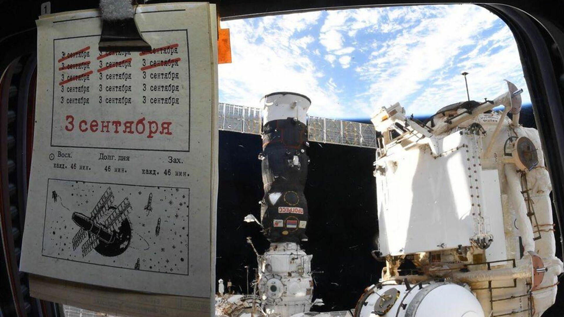 Российская система получения кислорода на МКС вышла из строя