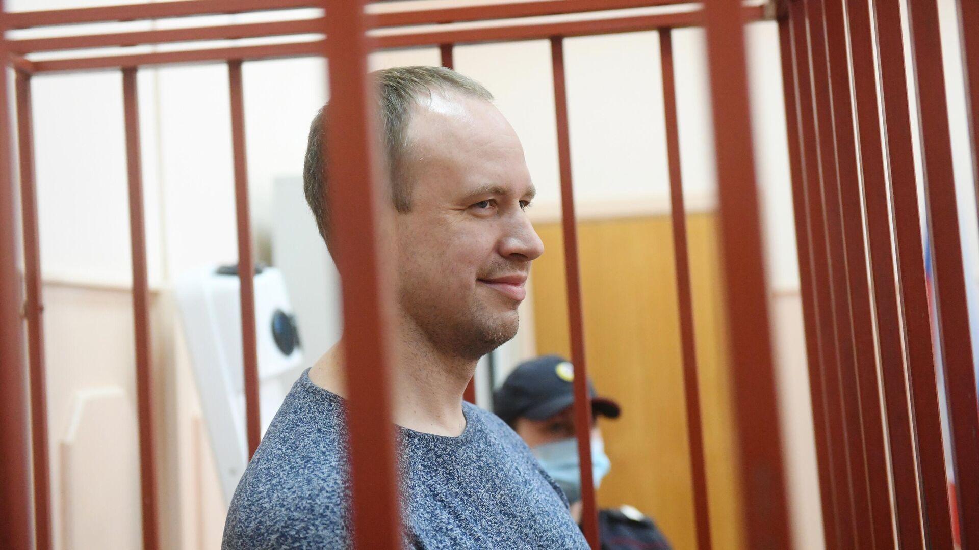 Мосгорсуд отказался выпускать из СИЗО сына иркутского экс-губернатора