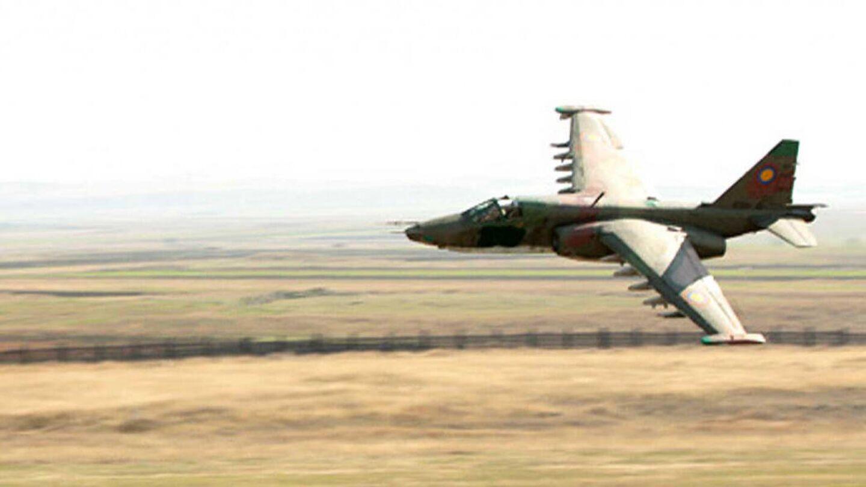 Турция сбила армянский Су-25