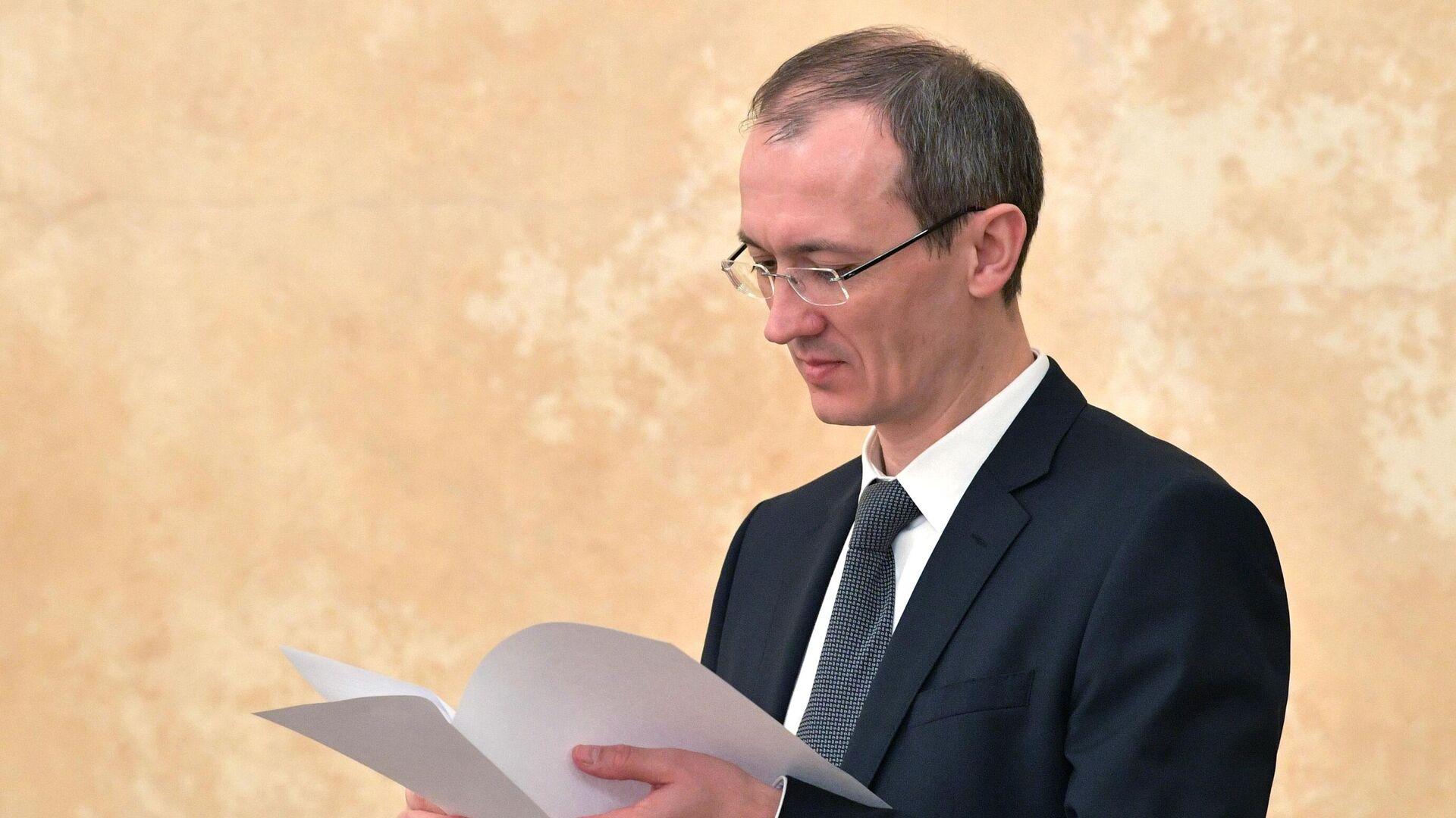 Григоренко рассказал о реформе системы управления в России