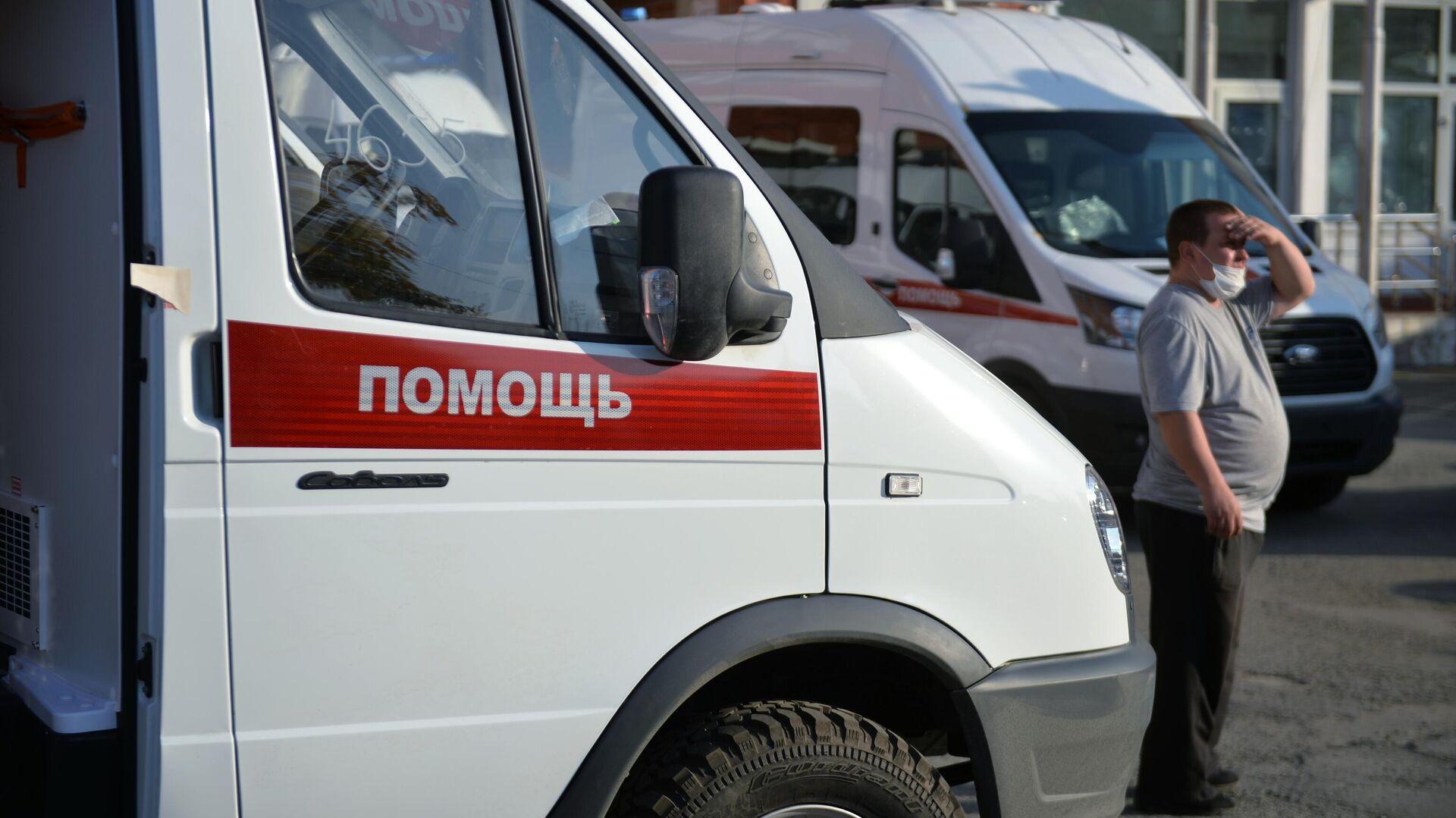 Власти сообщили о состоянии здоровья пострадавших на батуте детей